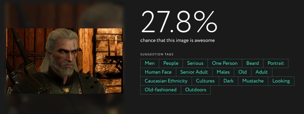 Нейросеть определяет, насколько крут Шепард и другие герои видеоигр  - Изображение 12