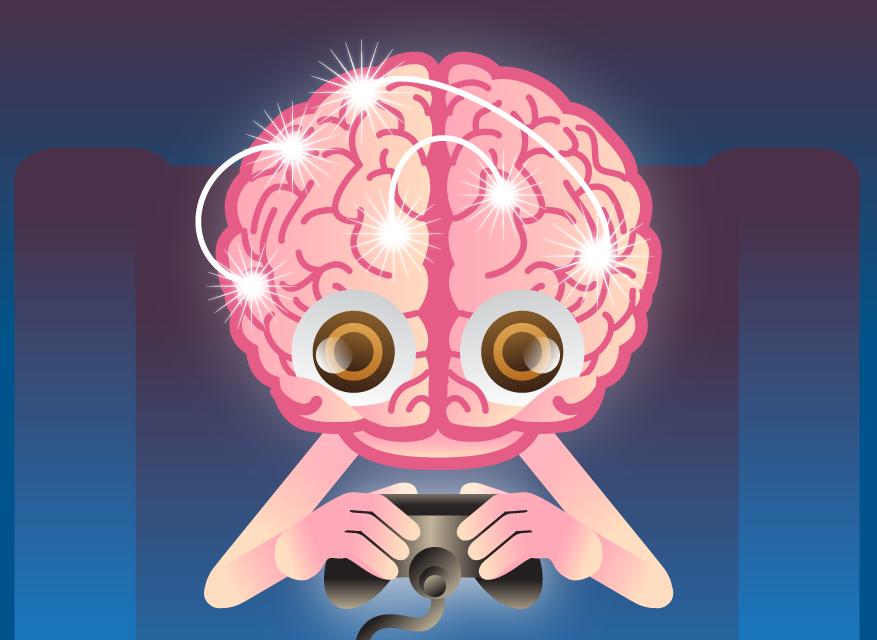 Ученые из США надеются лечить депрессию видеоиграми  - Изображение 1