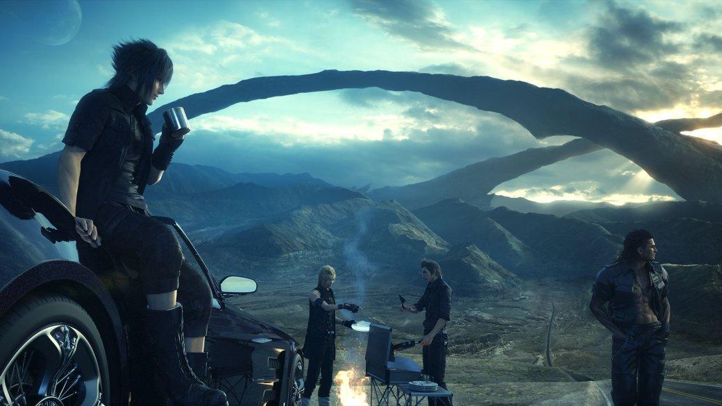 Final Fantasy XVполучит новое демо уже завтра – но только в Японии - Изображение 1
