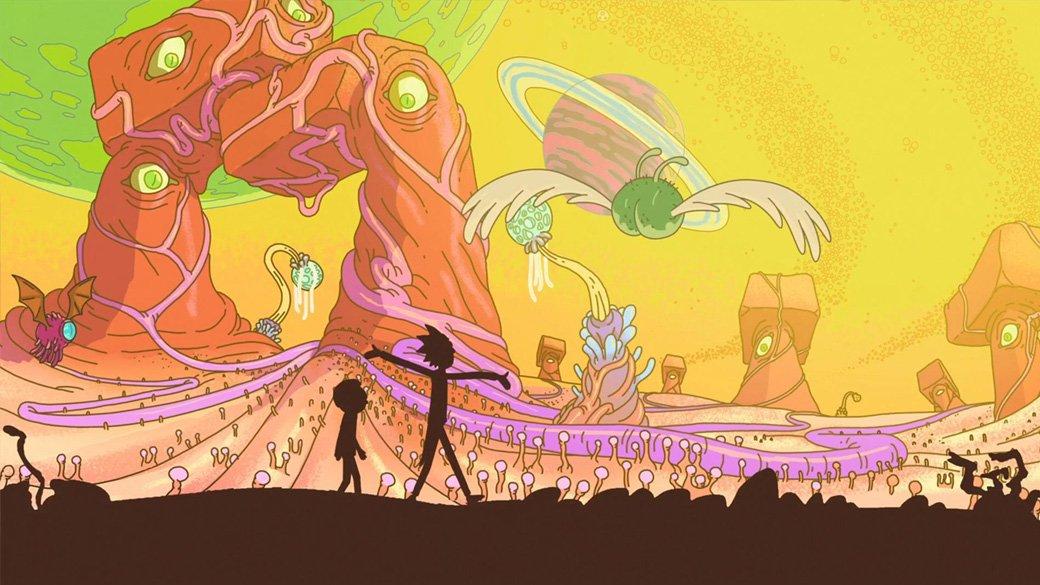 Лучшие мультсериалы 2014 года - Изображение 1