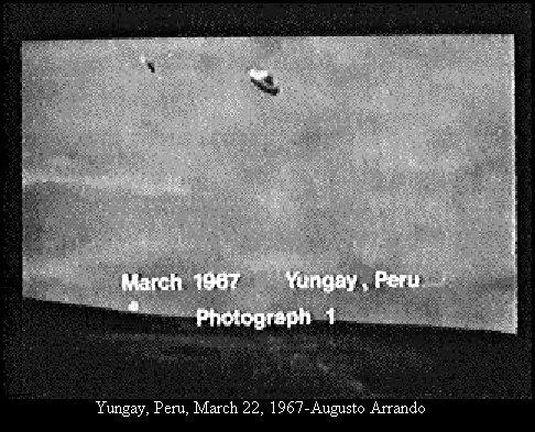Самые загадочные НЛО-инциденты шестидесятых - Изображение 31
