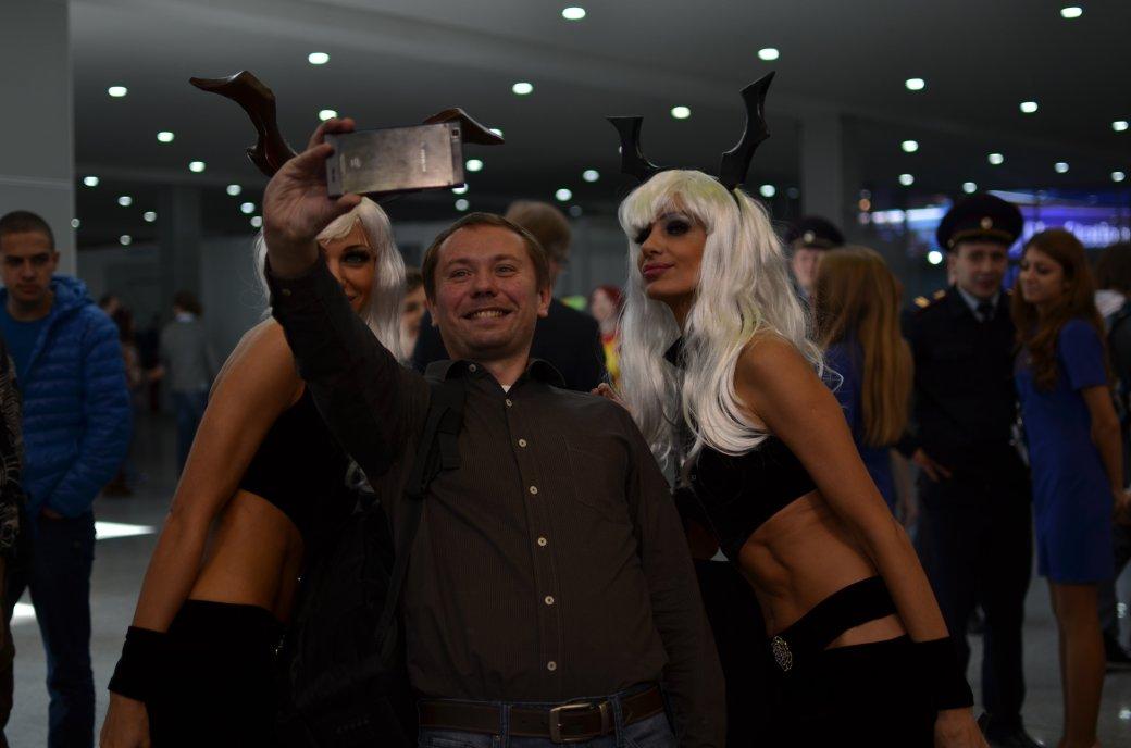 Фотоотчет с «Игромира» и Comic Con Russia, день 1 - Изображение 23
