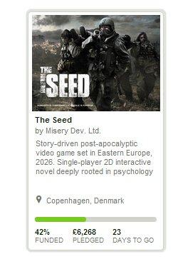 Гость с Kickstarter: The Seed - Изображение 31