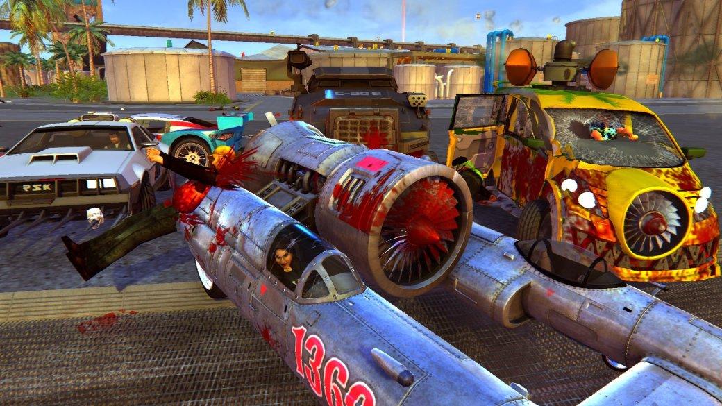 Ремейк Carmageddon официально в Steam: пенсионеры против бульдозеров - Изображение 5