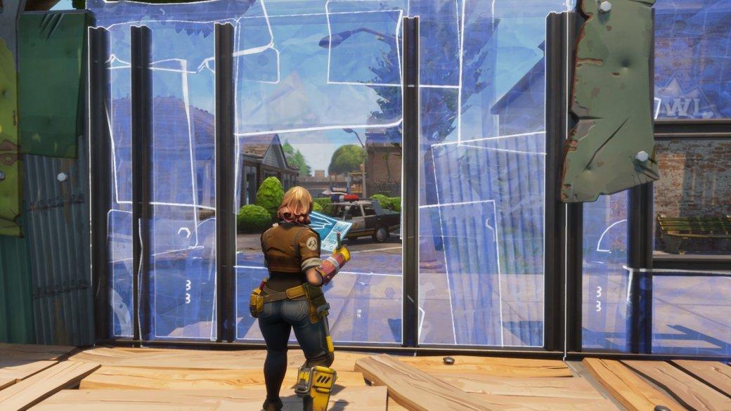 Разбираем альфу Fortnite — строим сараи, убиваем зомби. - Изображение 6