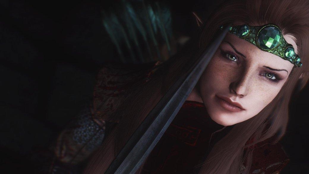 Лица The Elder Scrolls 5: Skyrim - Изображение 7