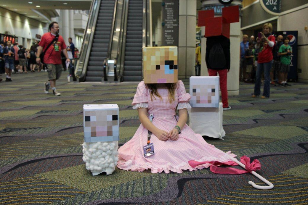 Конференцию для поклонников Minecraft перенесли на следующую весну - Изображение 1