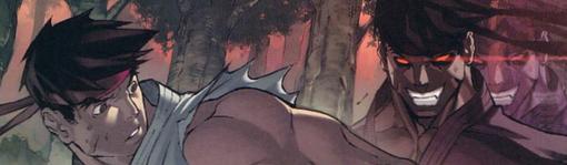 Комиксы: Street Fighter - Изображение 1