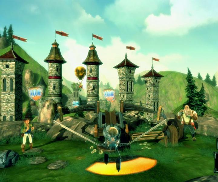 Пять лучших скачиваемых игр для Kinect - Изображение 1