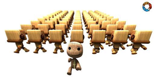 LittleBigPlanet 2. Видеопревью: маленькийБОЛЬШОЙсиквел - Изображение 4