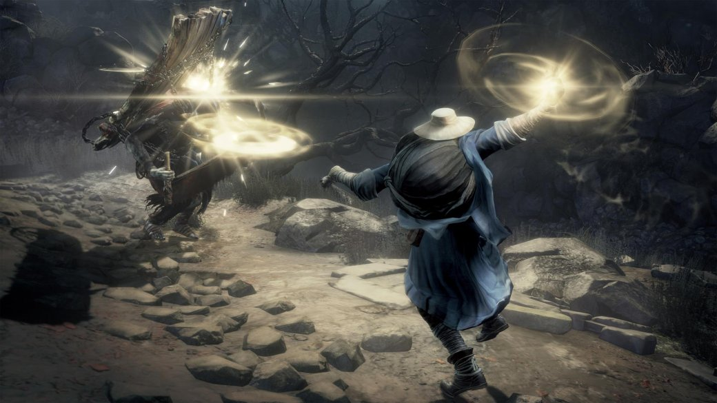 Рецензия на Dark Souls 3: Ashes of Ariandel. Обзор игры - Изображение 9
