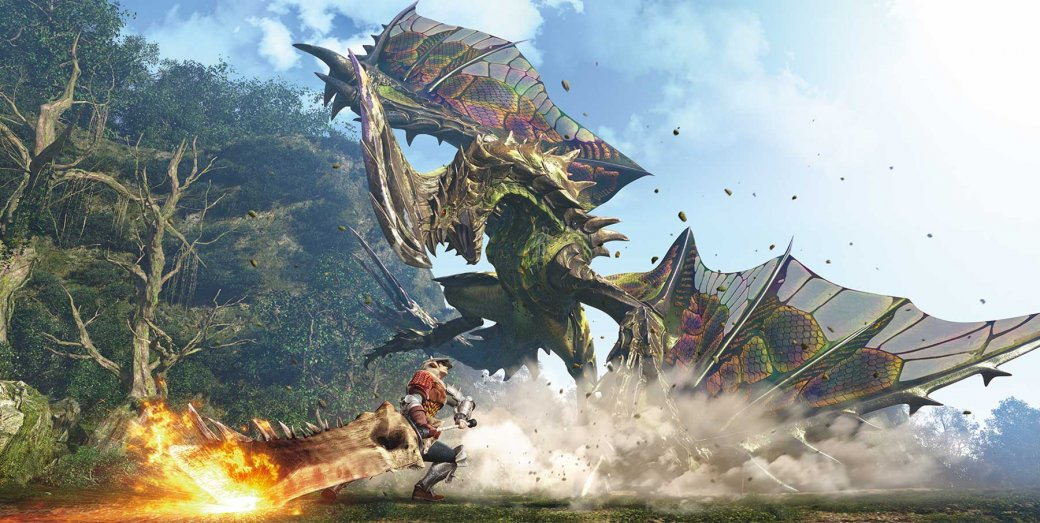 Готовится голливудская экранизация Monster Hunter - Изображение 1
