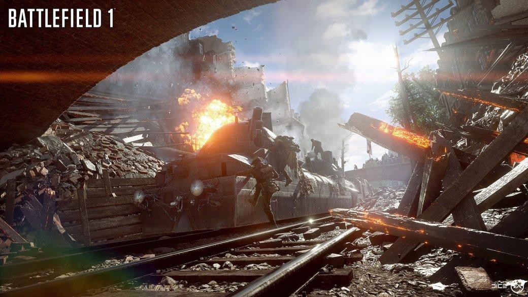 Бета Battlefield 1 стартует вскоре после Gamescom - Изображение 1