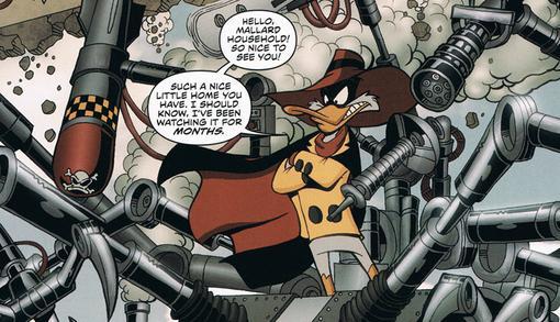 Комиксы: Darkwing Duck - Изображение 5
