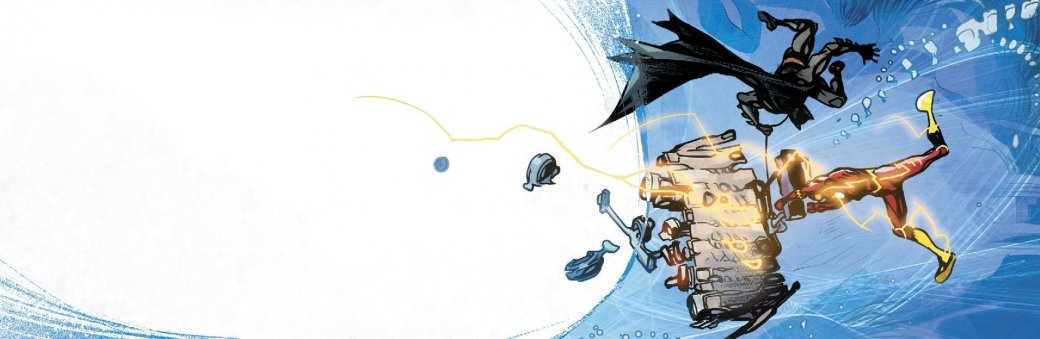Куда привела Бэтмена и Флэша загадка значка Комедианта? - Изображение 15