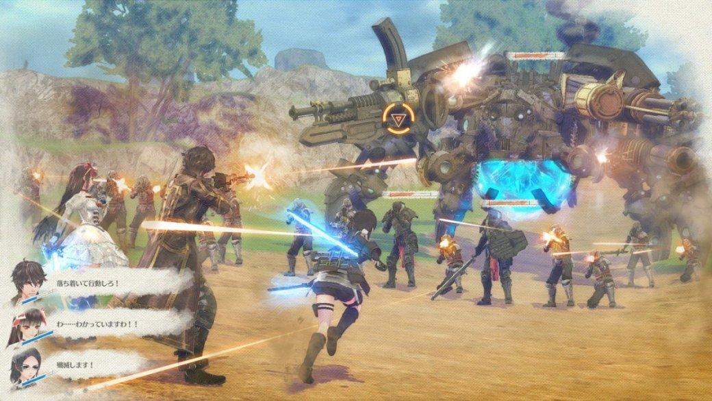 Valkyria: Azure Revolution придется проходить с одной попытки - Изображение 2
