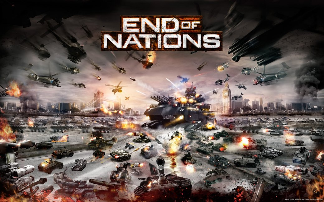 Третий этап ЗБТ End of Nations. - Изображение 1