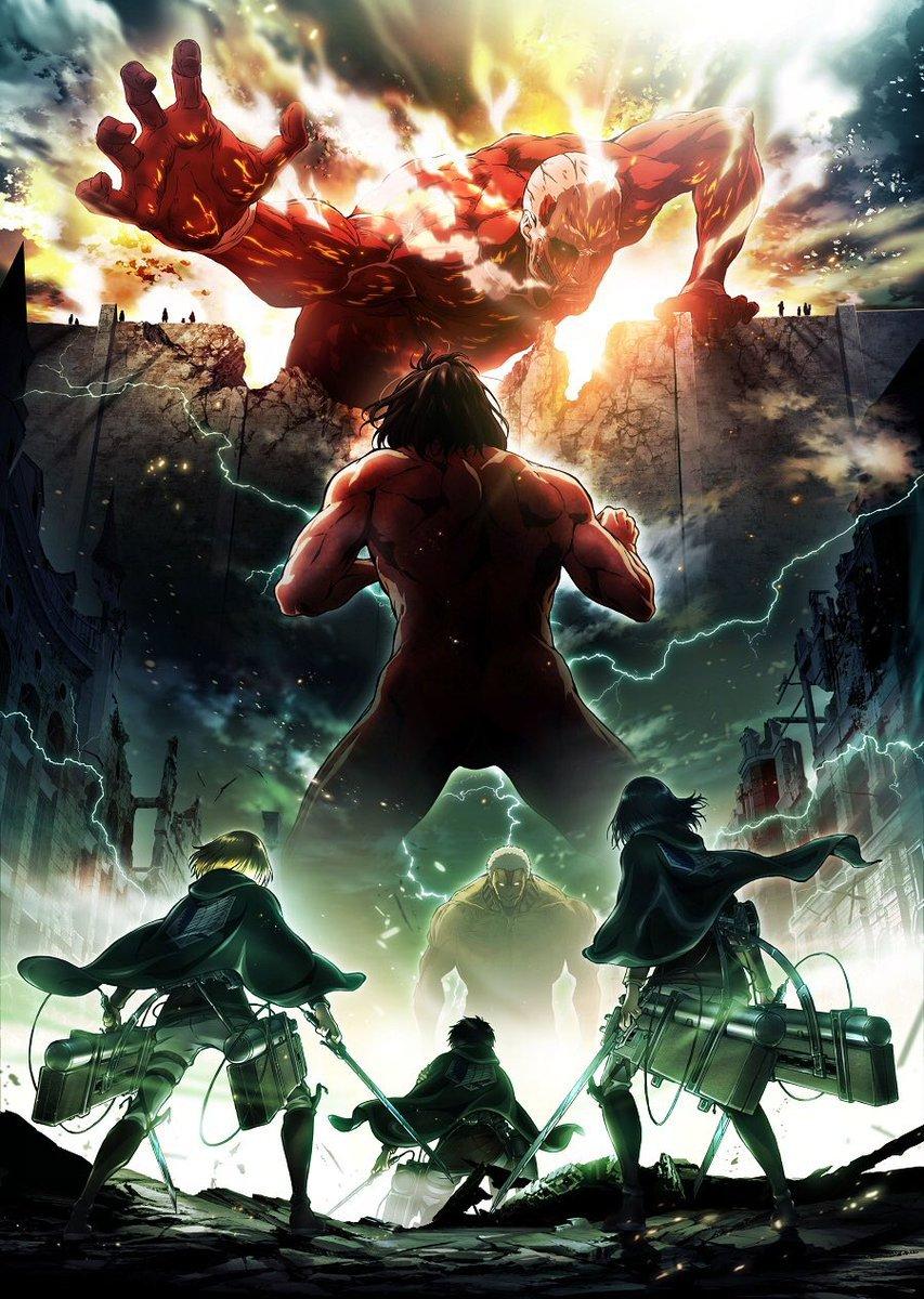 Долгожданный второй сезон «Атаки титанов» выйдет в следующем году. - Изображение 1