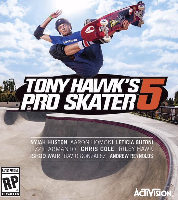 Tony Hawk's Pro Skater 5 выйдет 29 сентября - Изображение 1