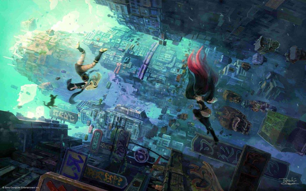 Gravity Rush 2: взлеты и падения. - Изображение 5