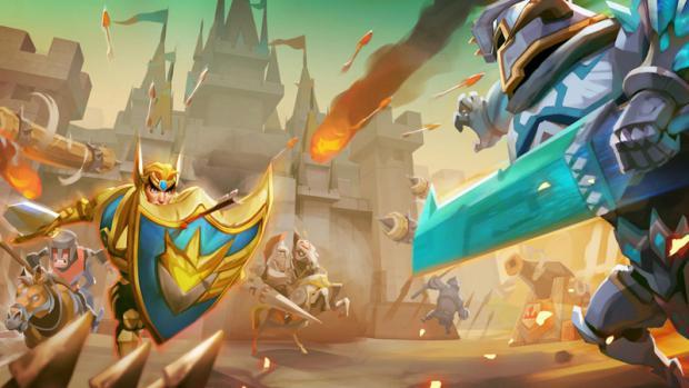 Lords Mobile — во что играть после Travian - Изображение 3