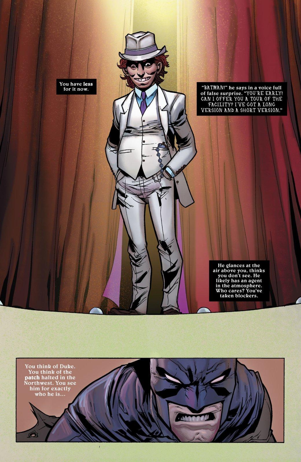 Бэтмен против Безумного Шляпника - Изображение 2