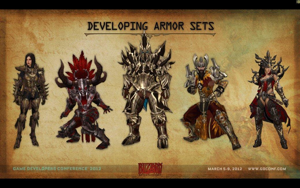 Эксклюзивный арт Diablo III - Изображение 1