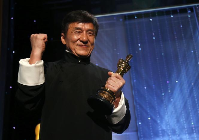 Впервые за полвека работы в киноиндустрии Джеки Чан получил «Оскар» - Изображение 2