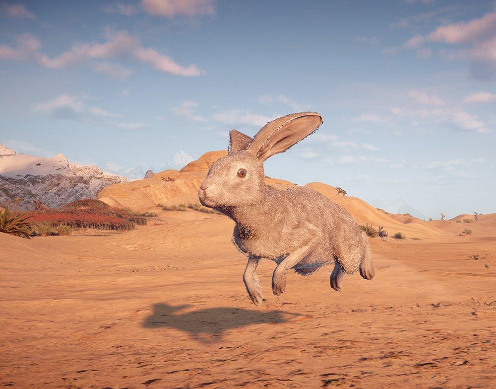 Слайдер: сравниваем машины изHorizon: Zero Dawn cреальными животными. - Изображение 48