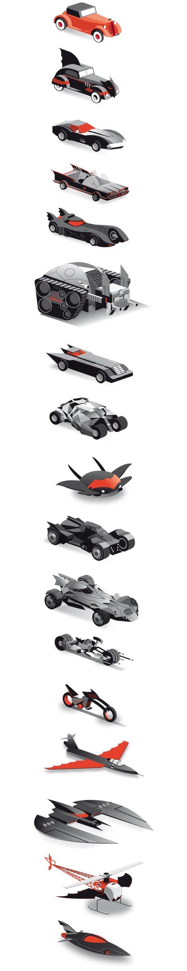 История бэтмобиля: все машины Темного Рыцаря - Изображение 40