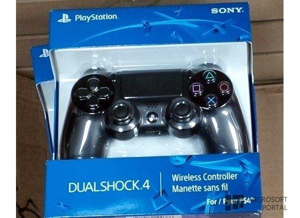 Контроллер DualShock 4 поступил в свободную продажу. - Изображение 1