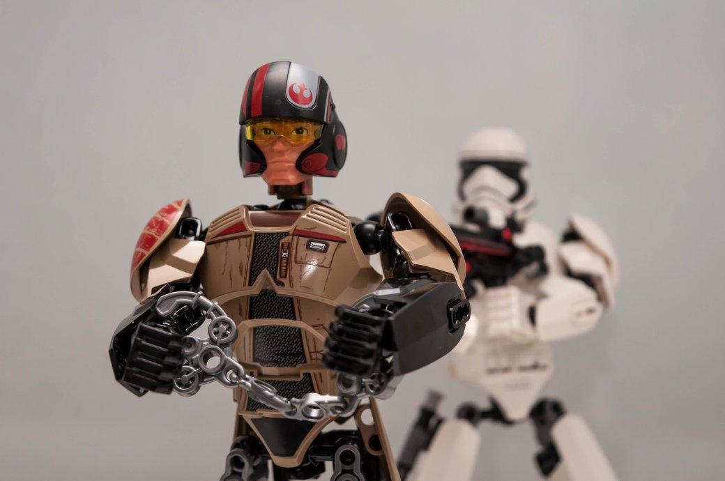 Нелепые приключения сборных фигурок LEGO Star Wars. - Изображение 2