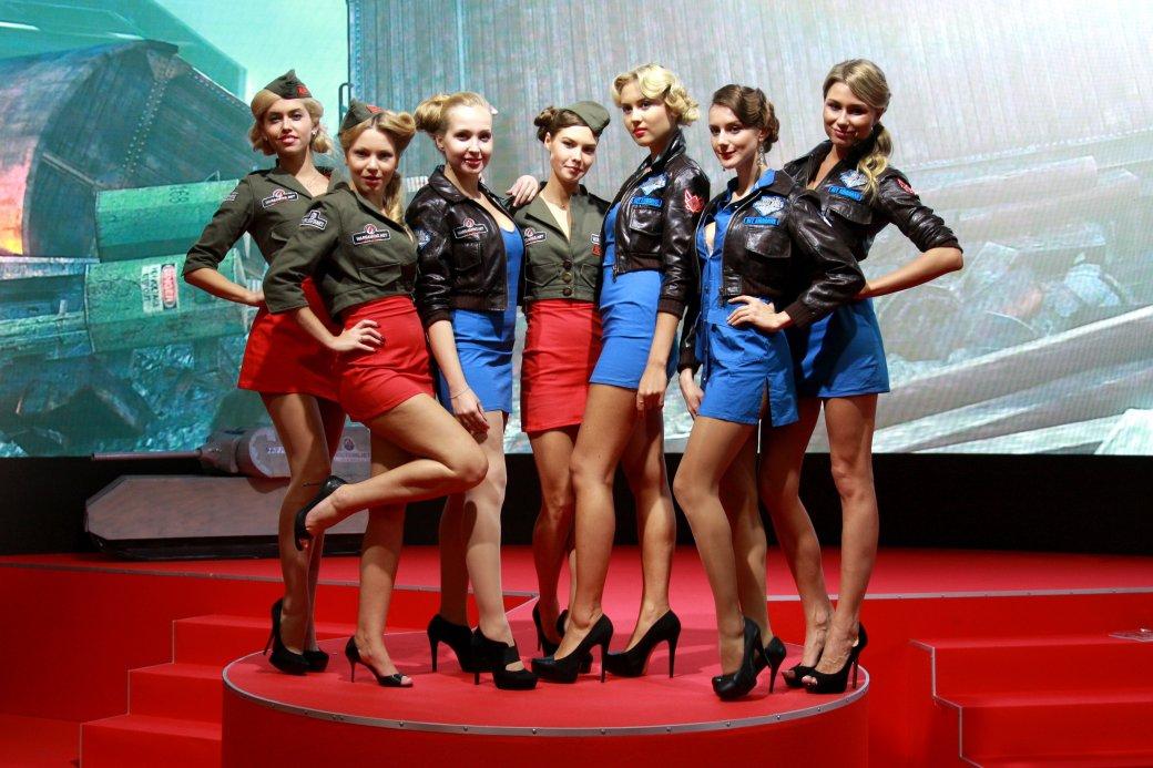 "Девушки ""ИгроМира 2012"" - Изображение 58"