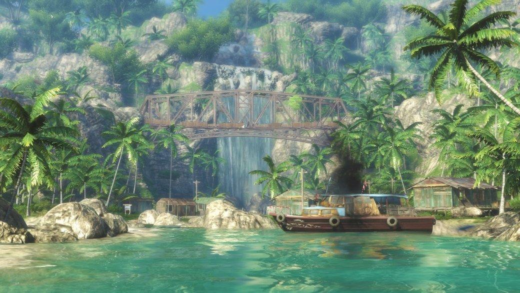 Робинзон Крузо: 10 опасных игровых островов. - Изображение 7