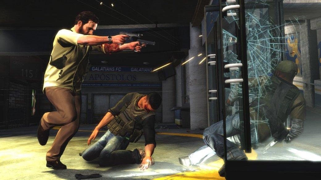 Нео-нуар: впечатления от Max Payne 3. - Изображение 5