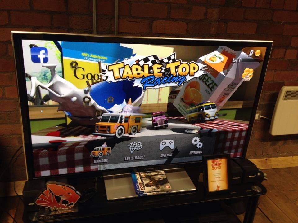 Улучшенная Table Top Racing доедет до PS Vita весной. - Изображение 1