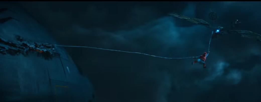Разбираем новый трейлер фильма «Человек-паук: Возвращение домой»  - Изображение 41