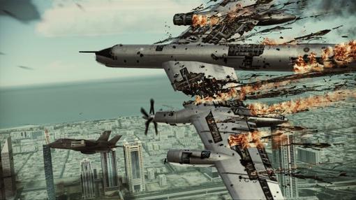 GamesCom 2011. Впечатления. Ace Combat: Assault Horizon - Изображение 5