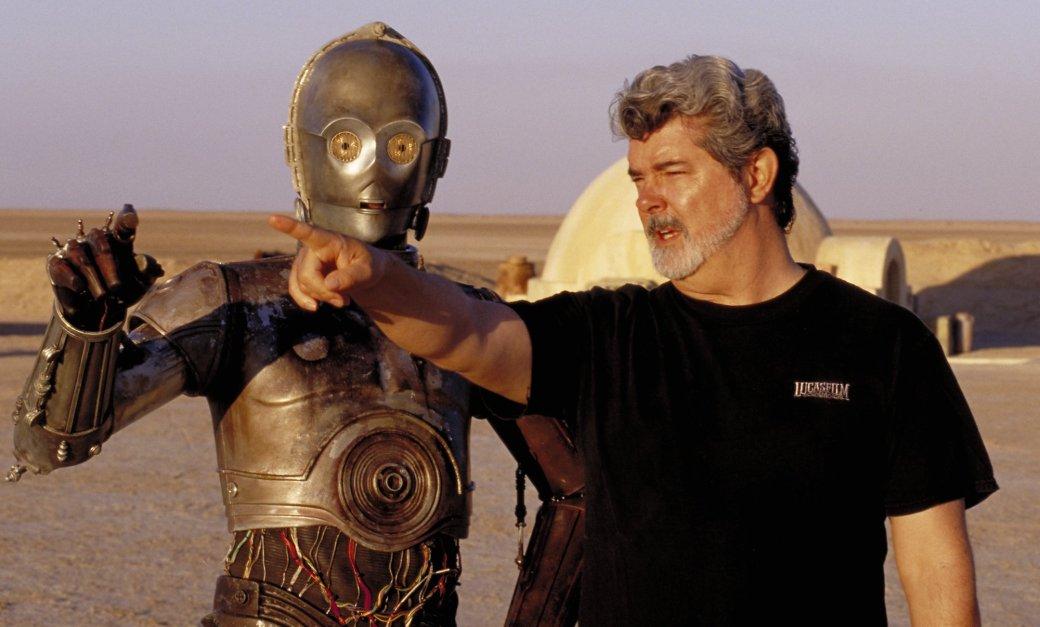 Фанаты хотят сделать Джорджа Лукаса режиссером девятых «Звездных войн» - Изображение 1