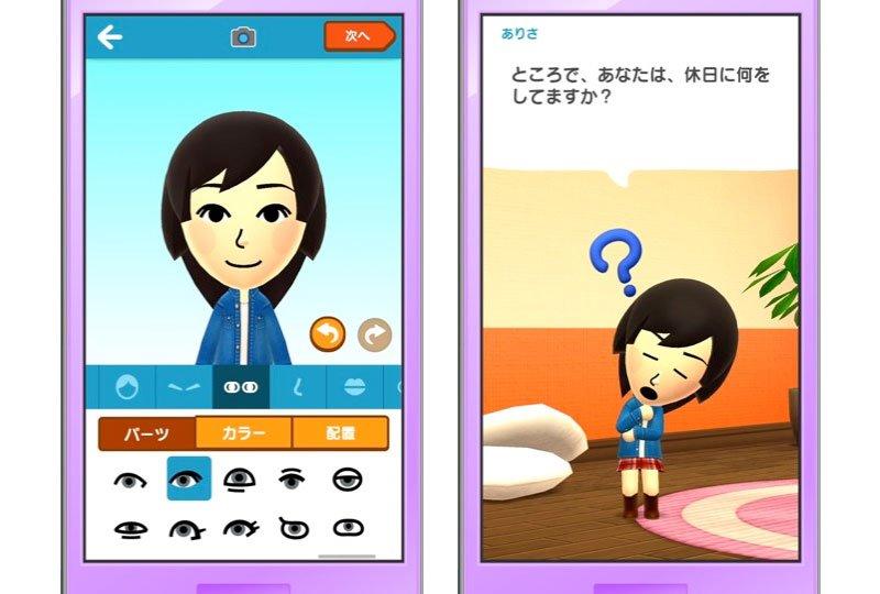 Miitomo —первая игра Nintendo для смартфонов —выйдет весной - Изображение 2