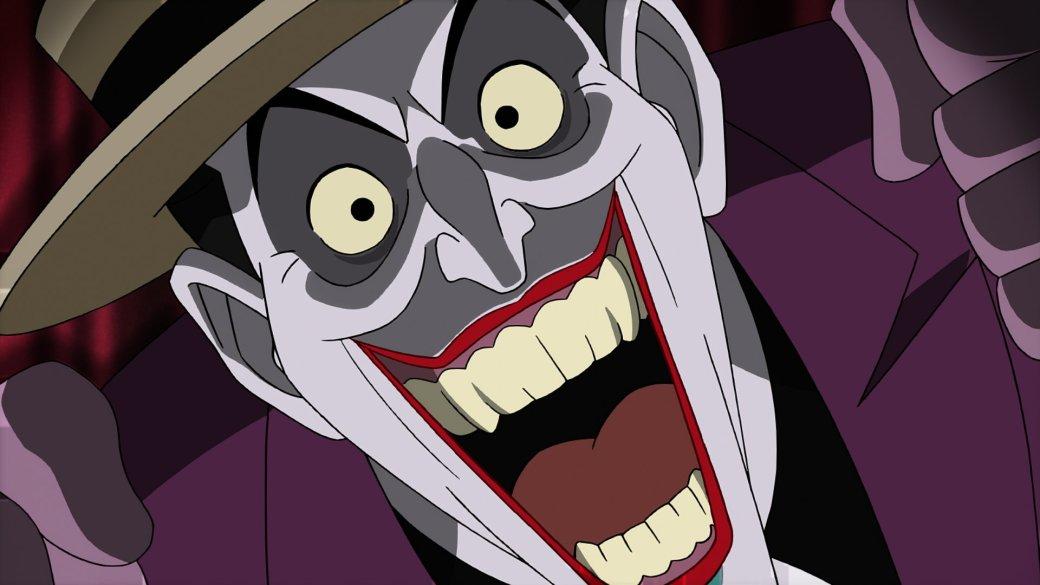 После «Убийственной шутки» выйдут еще три мультфильма про героев DC - Изображение 1