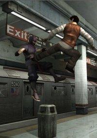 Bulletproof Monk – фото обложки игры