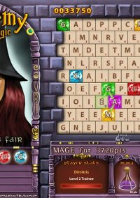 Academy of Magic: Word Spells – фото обложки игры