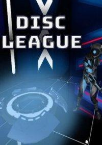 Disc League – фото обложки игры