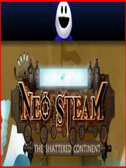 Neo Steam: The Shattered Continent – фото обложки игры