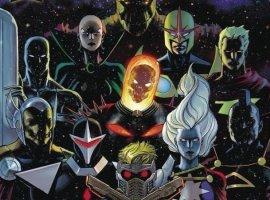 Слух: стал известен новый состав Стражей Галактики настраницах комиксов Marvel