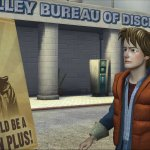 Скриншот Back to the Future: The Game - Episode 3. Citizen Brown – Изображение 1