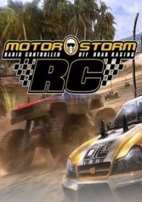 MotorStorm RC – фото обложки игры