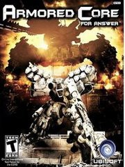 Armored Core: For Answer – фото обложки игры