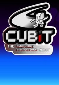 Cubit: The Hardcore Platformer Robot – фото обложки игры
